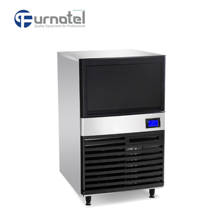 FURNOTEL Ice Making Industrial Ice Maker 40KG Ice Cube Machine In Stock