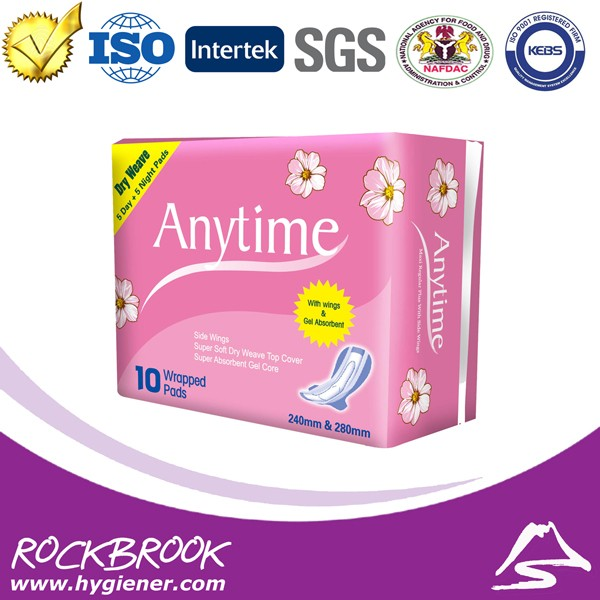 Women Sanitary Towel Manufacturer, Day Use Women Pad, Night Use Lady Pad Size