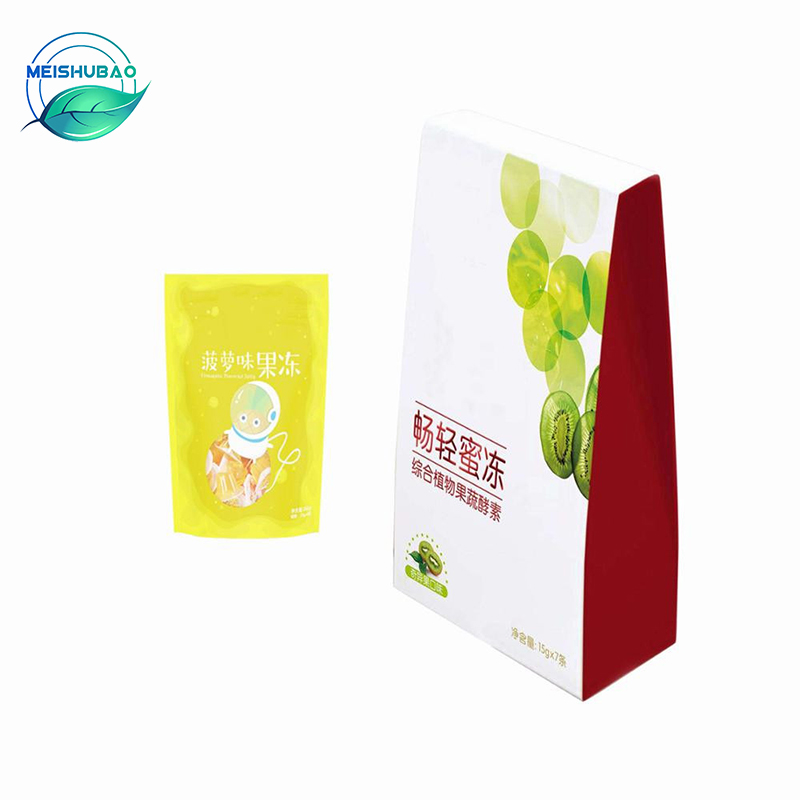 OEM service mango jelly slimming jelly jelly collagen to prevent disease