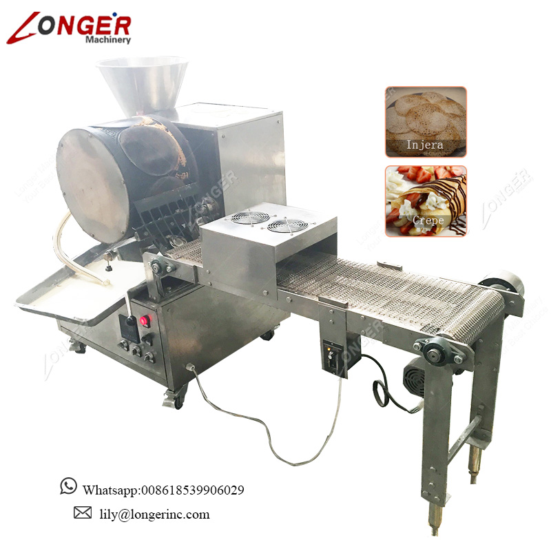 Factory Sale Automatic Crepe Making Machine For Sale