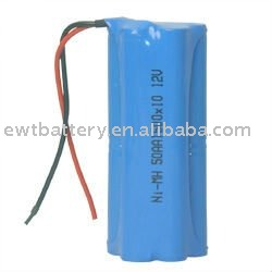 12V AA1500 15C Ni-MH battery pack for RC truck
