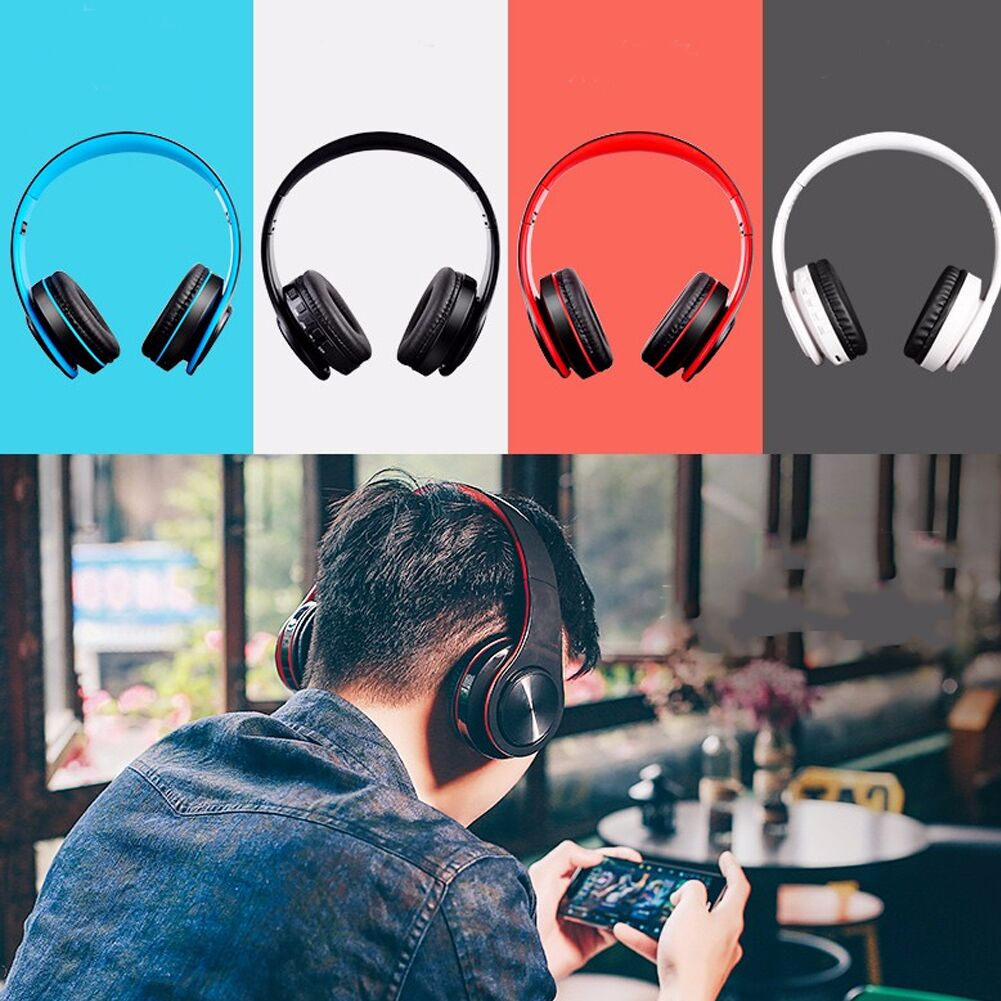 B3 Baru Hot Sale Bass HI FI Earphone Foldable Atas Telinga Stereo Earbud Bluetooth V5.0 Wireless Headphone Mobile Bluetooth Headset