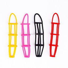 Silicone cock ring sleeves penis sleeve for men sex toys delay ejaculation ring for male