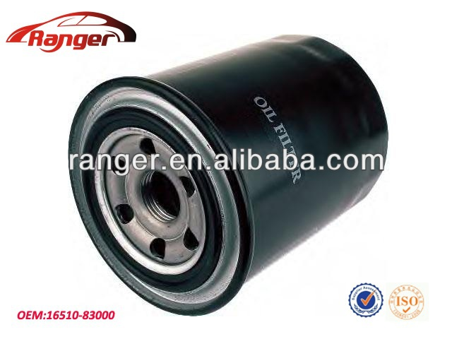 16510-83000 china oil filter factory top quality SUZUKI Oil Filter