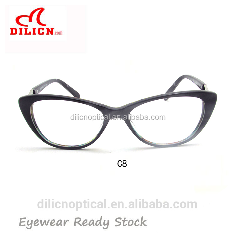 Vogue Optical Frames Brand Name Designer Eyeglasses Frame For Women ...