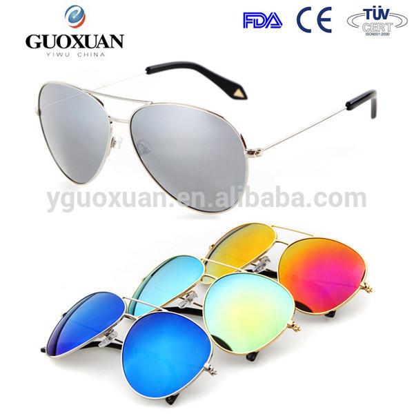 e50ac15722e3 Бестселлер популярные оптовая продажа авиатор поляризованные зеркало  объектива солнцезащитные очки в наличии