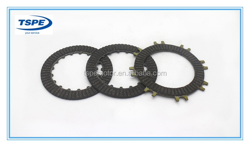 low price cg125 motorcycle clutch friction plate