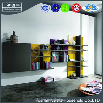 Simple living room wooden almari showcase for sale buy - Simple showcase designs for living room ...