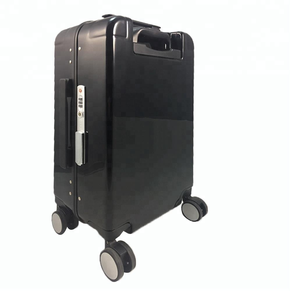 Custom Made Decent ABS & PC Reizen Trolley Bagage Tas