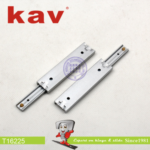100mm jewellery box concealed hinge aluminum drawer slides