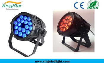 Made In China 7x12w Led Par Zoom Stage Light
