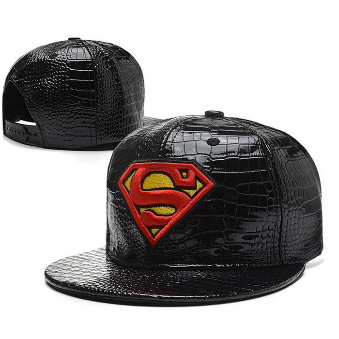 d422d5ca1fb Buy Wholesale superman caps baseball style snapback faux leather outdoors  unisex sport casual hats men hiphop sun shading in Cheap Price on  m.alibaba.com