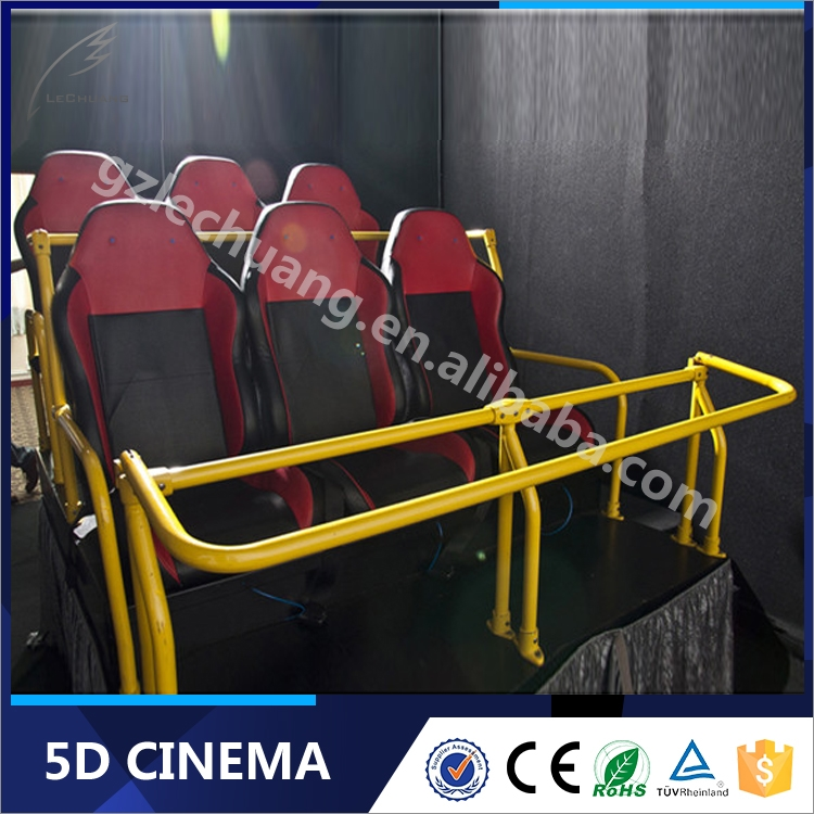 Wow!Kids Playground Games 5D Effect New Products 12D Cinema For Sale