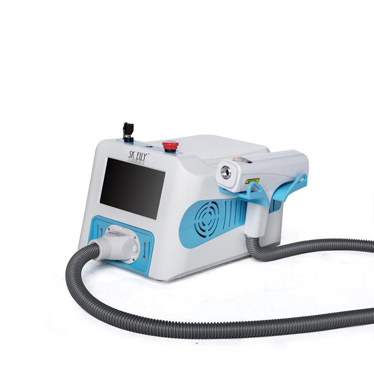 Tattoo removal skin rejuvenation nd yag laser machine