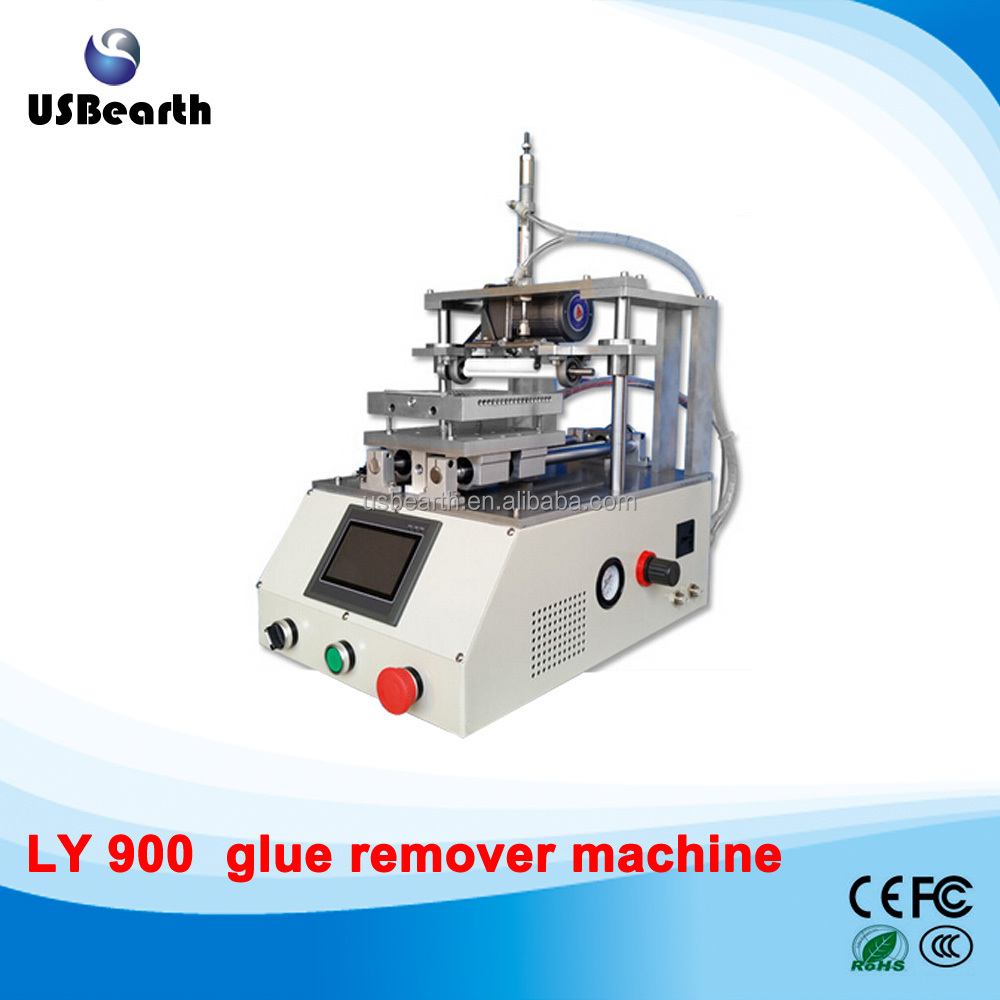 LY 901 automatic glue removing machine touch screen oca glue remover
