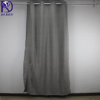 Factory Manufacture Luxury Jacquard Blackout Curtains