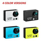 Aller pro Style 20MP 4 k 25fps WiFi Action Camera + 2.4 GHz RF Étanche Montre À Distance
