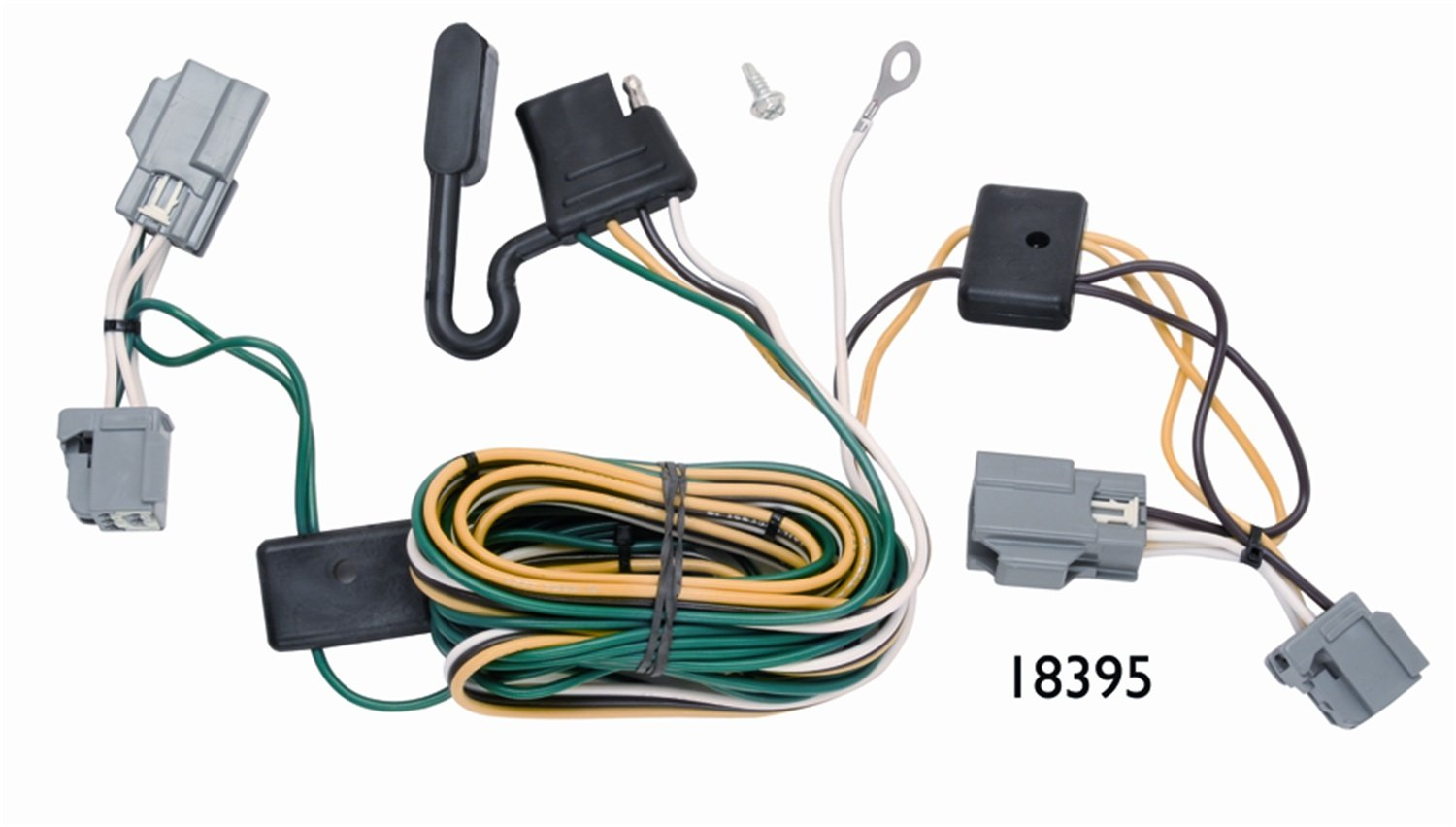 Get Quotations · Vehicle To Trailer Wiring Connector 05-07 Ford Freestyle &  Ford Five Hundred