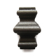 wrought iron studs cast iron collars