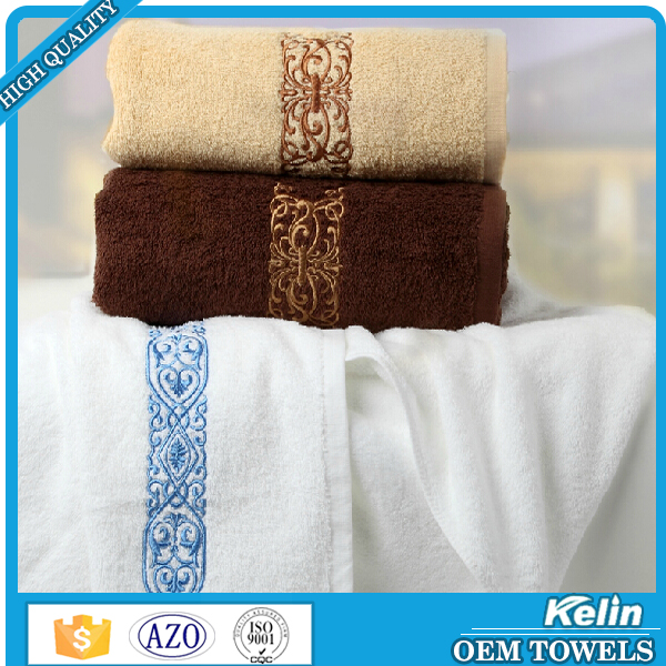 luxury 100% Genuine Turkish Cotton 76x152cm 320gsm towel fabric