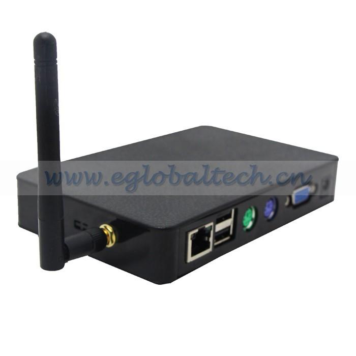Linux тонкий клиент сетевой терминал облако компьютер шт станция FL100W с wi-fi версии Linux 3.0 RDP 7.0