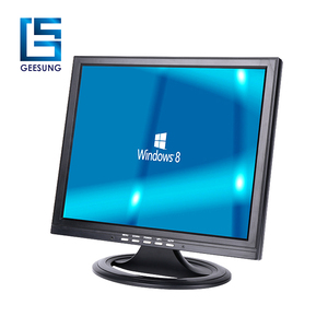 Grade Class A 15 inch 12v pos lcd monitor for Pos