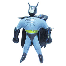 2017 hot pvc inflatable batman toy