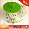RENJIA Converts any Cup or Glass to a Sippy Cup silicone lid sippy cup lids