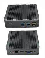 High performance thin client pc core i7 mini pc 4500U Barebone.