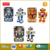 Zhorya cartoon mini battery operated robot toy for children