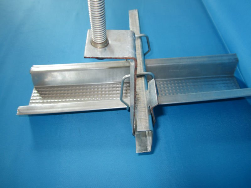Light Steel Keel U Channel Steel Floor Joists With