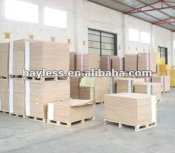 factory direct supply brown kraft paper sheet