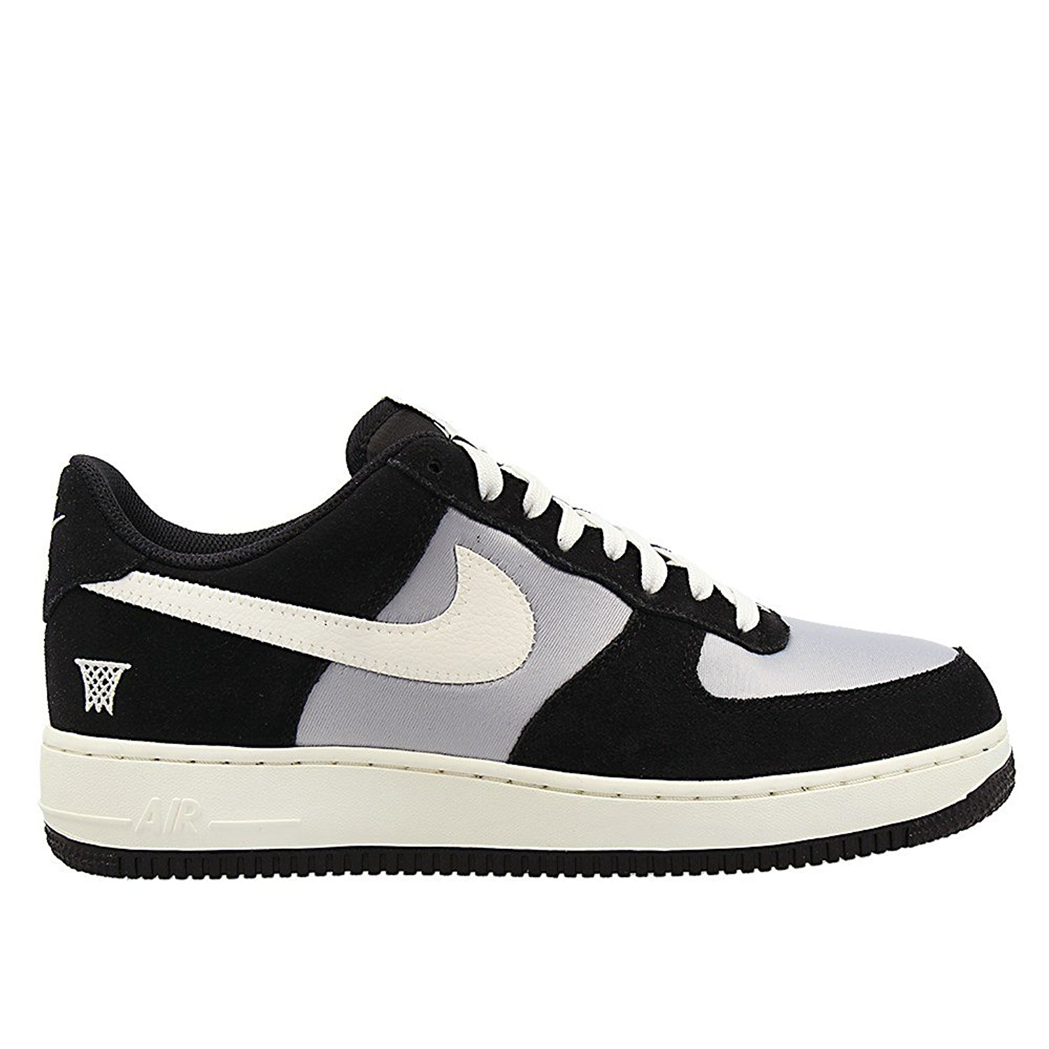 official photos 4ed07 b8810 Nike Mens Air Force 1 Low Casual Shoes - 820266 002 (10.5, Black