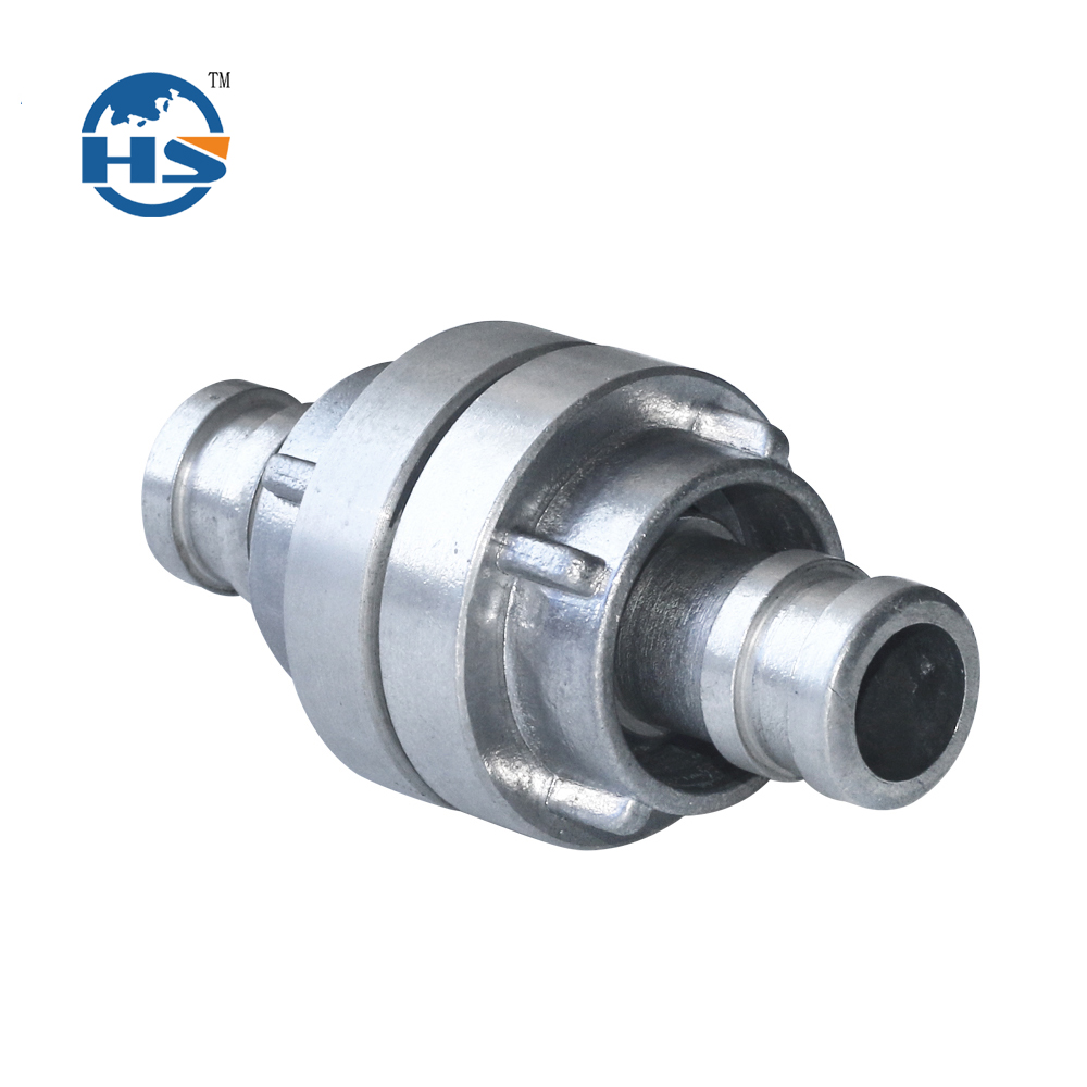 Aluminum Storz coupling/long tail,male,female,cap made in china