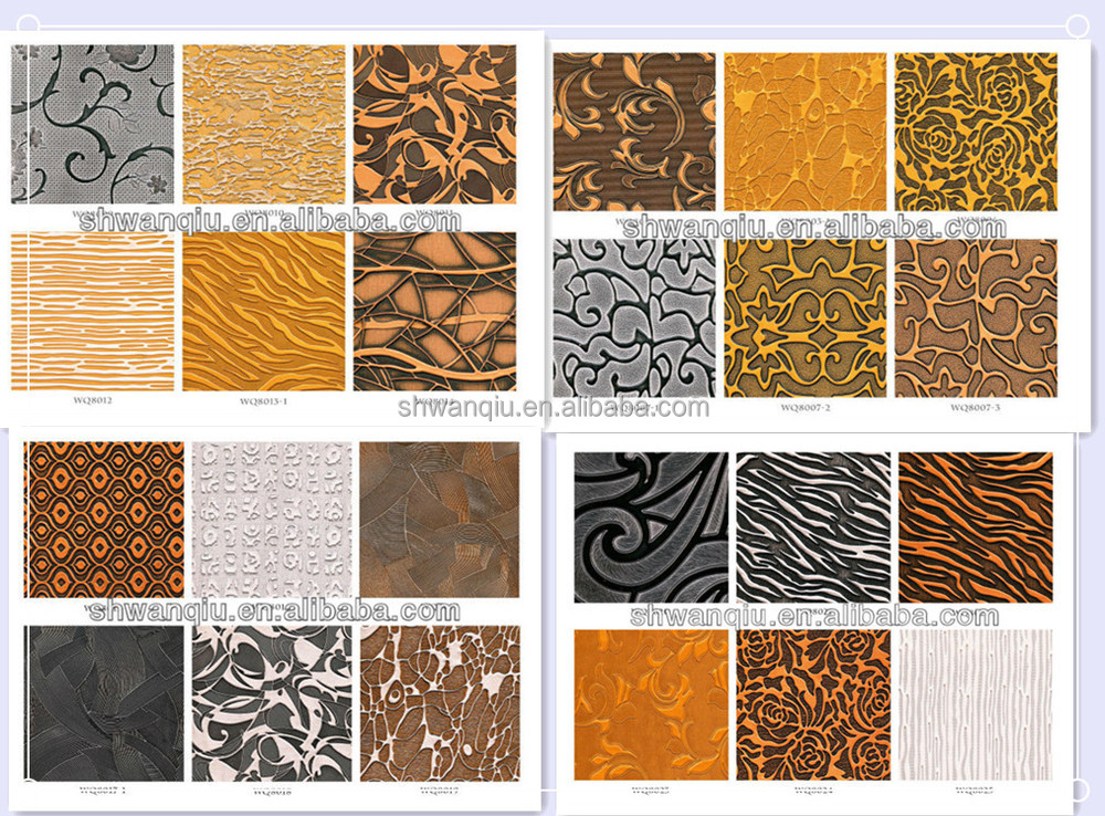 Brand new embossed mdf with low price buy melamine