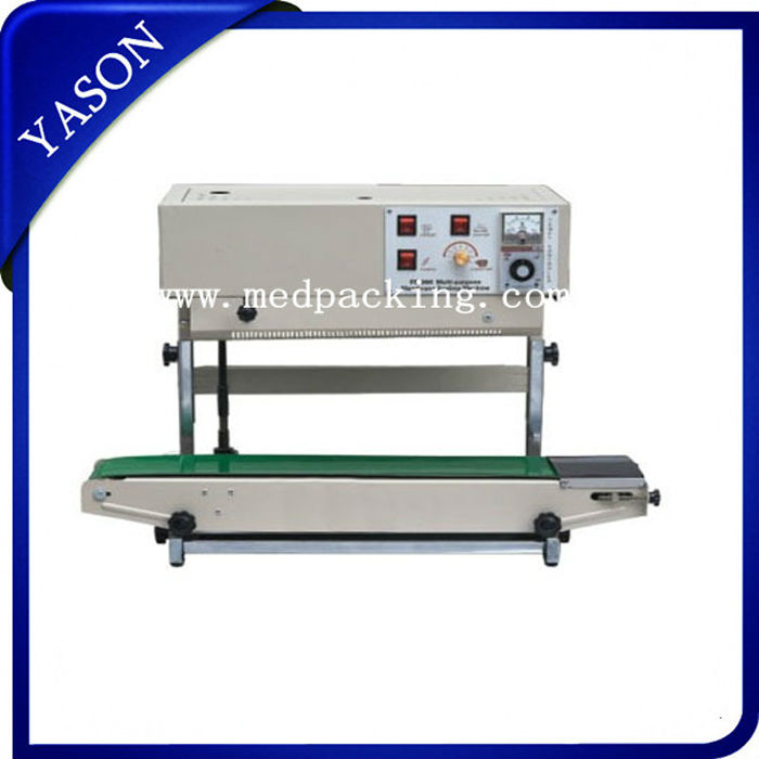 Vertical FR-900 automatic continuous sealing machine vertical sealing machine