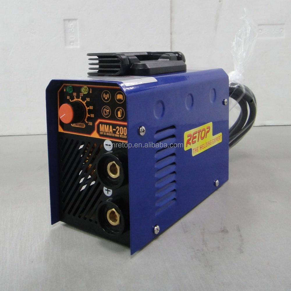 2017 Super mini IGBT inberter DC arc welder