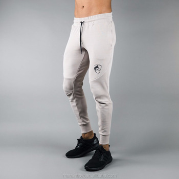 modern design fast delivery top-rated genuine Paneled Joggers-mushroom 66% Cotton 34% Polyester Sweat Pants High Quality  Tapered Fit Jogger Pants Wholesale Gym Wear - Buy Paneled Joggers,Sweat ...