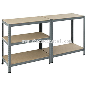 Cheap slotted angle warehouse storage rack