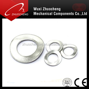GB860 stainless steel 304 316 M8 saddle shaped washer