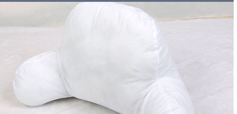 Customized Shredded Foam Reading Pillow With Arms