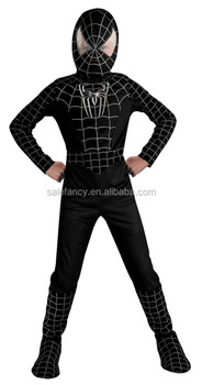 Cheap halloween boys black spiderman costume QBC-6618  sc 1 st  Alibaba & Cheap Halloween Boys Black Spiderman Costume Qbc-6618 - Buy Costume ...