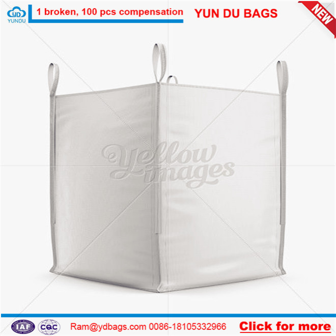 1 Ton bags Heavy Duty Plastic Container Bags
