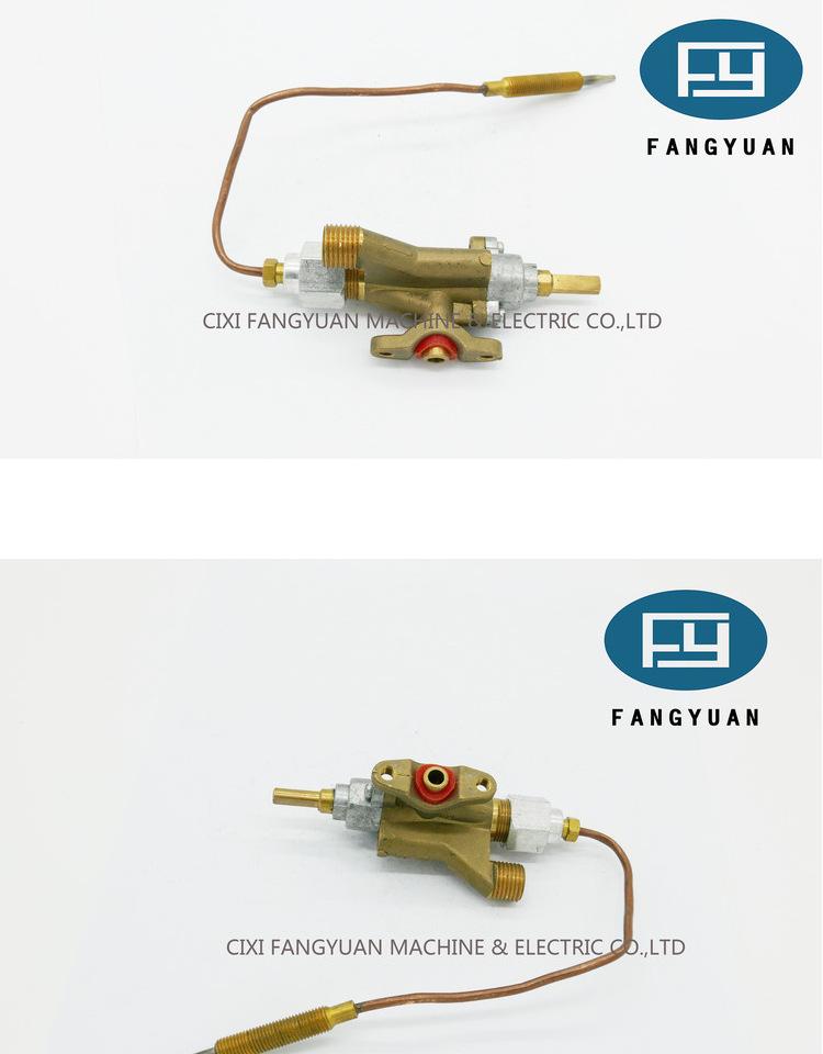 Gas Oven Gas Cooker Temperature Control Valve Fy Gc 07