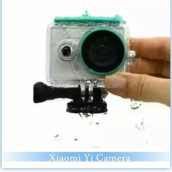 Xiomi Action Sport Camera WIFI Bluetooth 4.0 Outdoor Camcorder Waterproof Case For Xiaomi Yi Camera Travel/Basic Edition