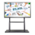 MIDISPLAY factory, cheap interactive whiteboard with infrared 10points touch for book store, public system