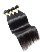 7A Wholesale Tangel and Shedding Free Alibaba China Suppler Cheap Brazilian Human Straight Hair Weaves