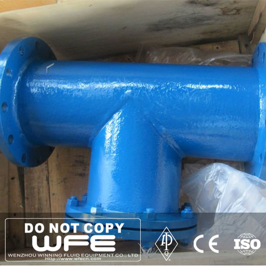 3 inch Y Type 150lb Wcb Stainer High Quality Material Strainer