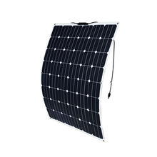 200W 12V High Efficiency Solar Panel China Manufacturer Flexible Solar Panel System