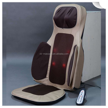 2016 NEW Deluxe 3D Air Bag Shiatsu Massage Chair Cushion for Body Shaping and Health Care